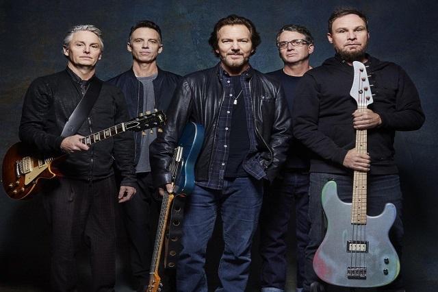 debut of Pearl Jam