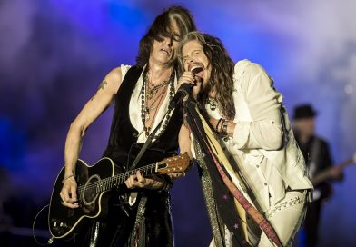 Learn about the journey of Aerosmith